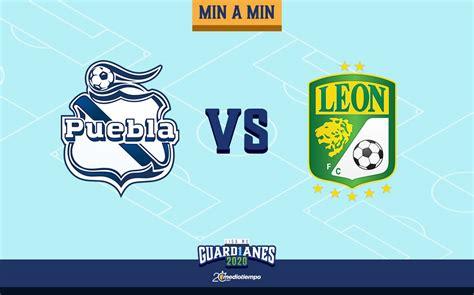 Sigue la transmisión online, minuto a minuto, en vivo y en directo del juego de la jornada 12 del torneo de apertura 2019 de la liga mx. Puebla vs León 2-1; así vivimos la sorpresiva derrota del ...