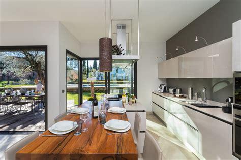 architecte cuisine maison d 39 architecte contemporain cuisine par