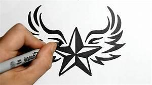 Tribal Nautical Star Tattoo Designs - Best Tattoo Design