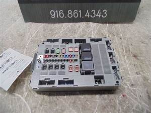 2010 Jaguar Xf Fuse Box  Engine 37330