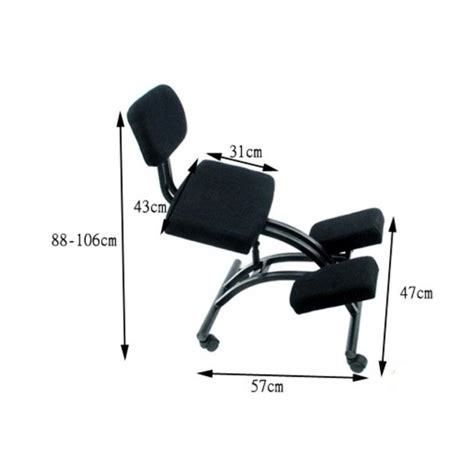 ergonomic kneeling desk chair ergonomic kneeling office chair buy furniture