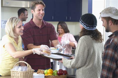 soup kitchen volunteer non profit employment opportunities homeless shelter