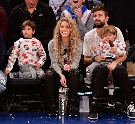 Shakira And Gerard Piqué's Sons Are Mini Tennis Stars