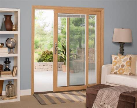 3 Panel Patio Door Outdoor Doors Large Sliding Doors
