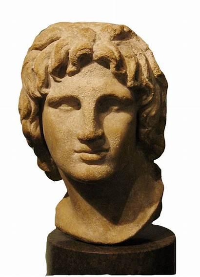 Alexander Macedonia Alexandre Grand Young Ancient Period