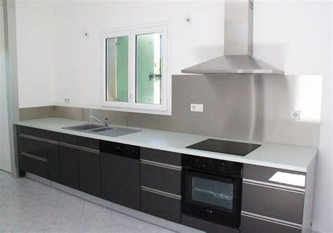 aluminium de cuisine espace cuisine atelier du sur mesure