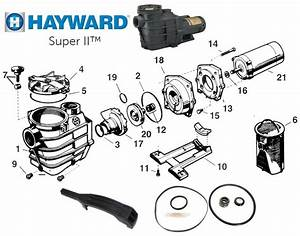 Hayward Pool Pump Wiring Diagrams