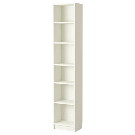 billy white bookcase billy bookcase white 40x28x202 cm ikea