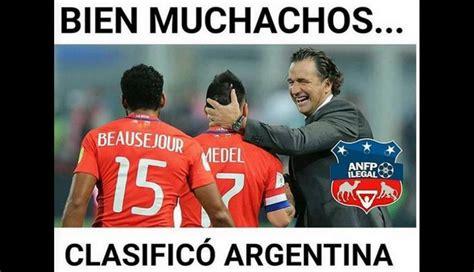 chile vs brasil los memes que atacaron al conjunto de