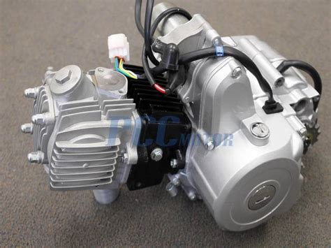 110cc Engine Motor Automatic Electric Start Atv Pit Bike