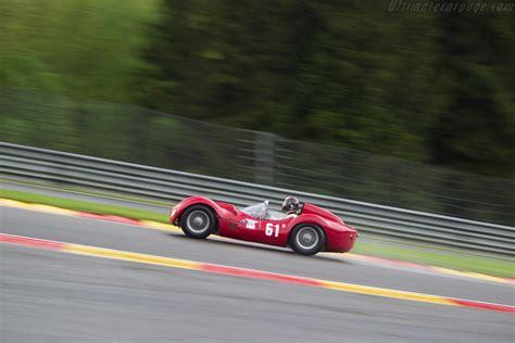 maserati spa 2017 maserati tipo 60 birdcage chassis 2466 driver