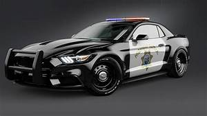 2017 Ford Mustang NotchBack Design Police 2 Wallpaper   HD Car Wallpapers   ID #7633