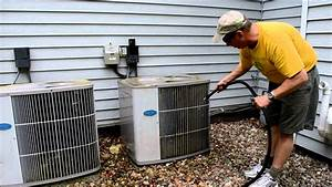 Cleaning Air Conditioner Coils  How To Video