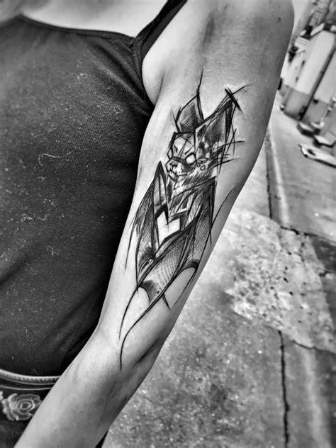 Inez Janiak sketch tattoos | Sketch style tattoos, Tattoo