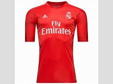 Real Madrid Goalkeeper Shirt 201718 Red www