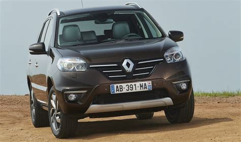 Renault Koleos Modification by Renault Koleos Car Technical Data Car Specifications