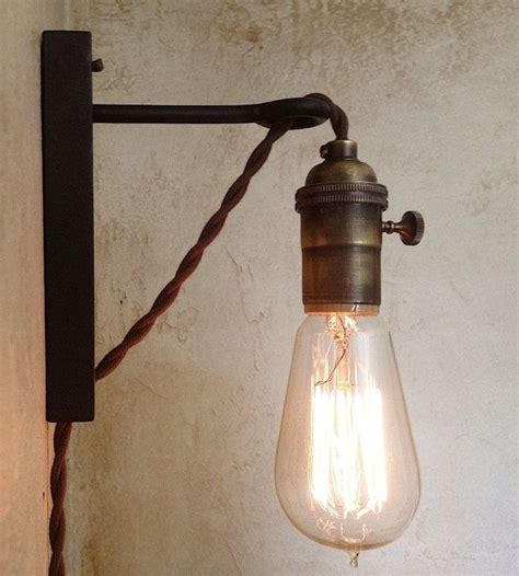 hanging pendant wall sconce retro edison l in