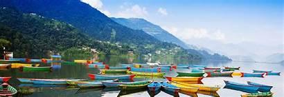 Pokhara Tour Sightseeing Lake Nepal Kathmandu Visit
