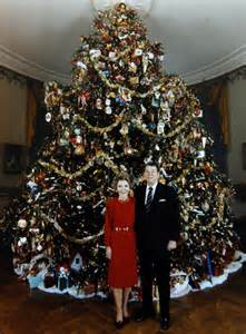 white house christmas trees   years nice deb