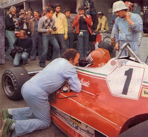 It's now over 30 years since niki lauda's horrific accident at the 1976 german grand prix held at the nürburgring. Niki Lauda Ferrari 312 T2 Monza 1976