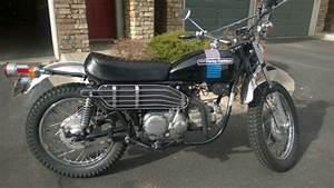 1974 Harley Davidson  Aermacchi  Sx350 Sprint