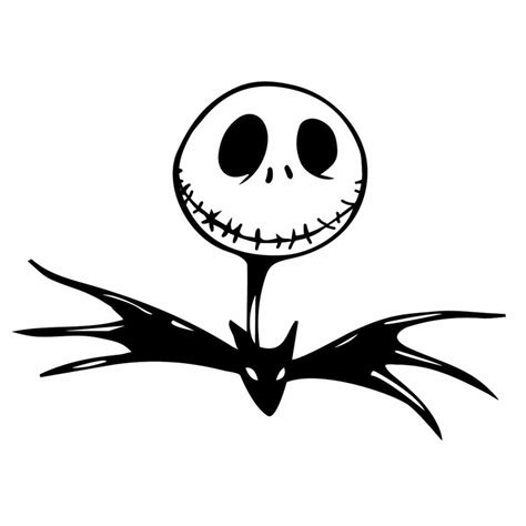 wall decal best 20 jack skellington wall decal nightmare before christmas wall decorations