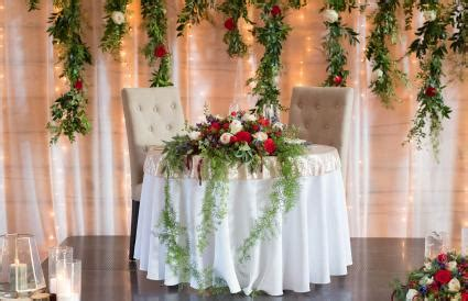 Simple Table Decorating Ideas for Wedding Receptions