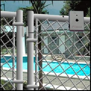 swimming pool gate alarm  poolguard