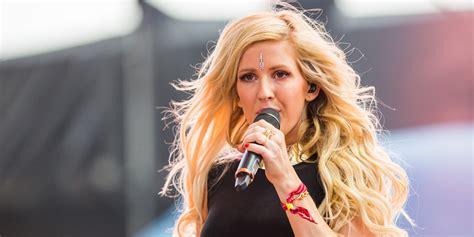 Ellie Goulding Delirium World Tour At Sheffield Arena