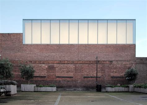 Anish Kapoor Sets Up Shop In A Brick Industrial Building