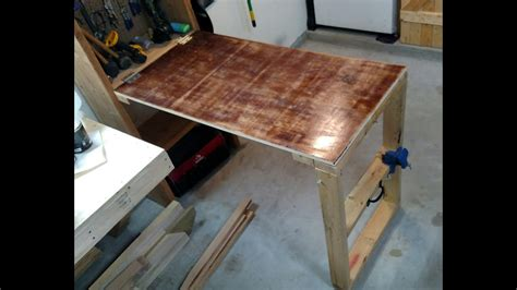 garage storage  organization folding workbench youtube