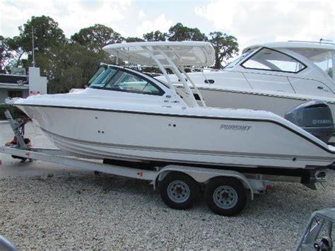 Pursuit Boats For Sale Florida by Pursuit Dc235 Boats For Sale In Florida