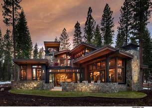 martis camp truckee ca  lake tahoe lake tahoe homes   house home modern