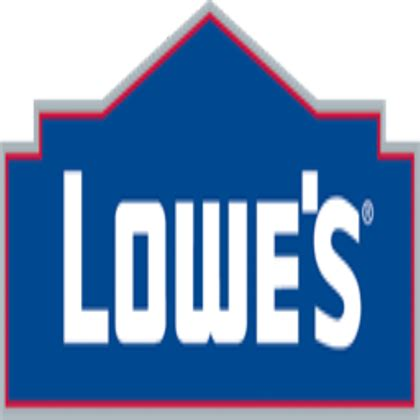 lowes logo images lowes logo roblox