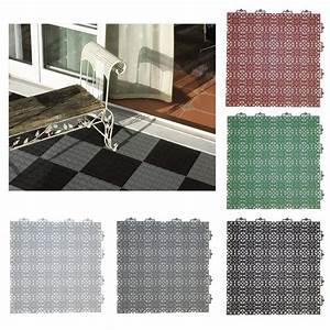 Terrassen Klick Fliesen : kunststoff fliesen f r balkon wj99 hitoiro ~ Michelbontemps.com Haus und Dekorationen