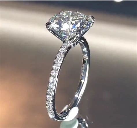 engagement rings 3 carat best 25 engagement ring settings ideas on engagement rings cut