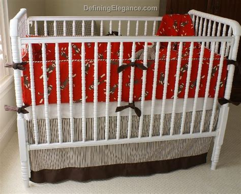 sock monkey crib bedding maddie boo sock monkey baby bedding