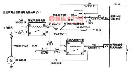The Fault Detection Circuit Daewoo Espero Air