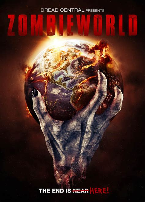 zombieworld zombie movie zombies horror poster dead movies film imdb ireland come terror there tuesday