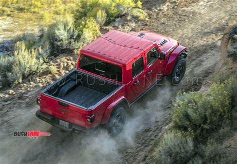 jeep gladiator suv debuts   mm gc bigger