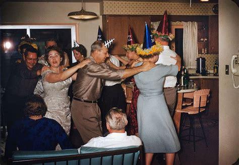 mid century  years eve celebrations