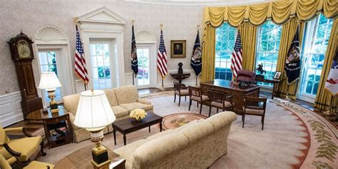 White House Interior by White House Renovations 2017 White House Makeover
