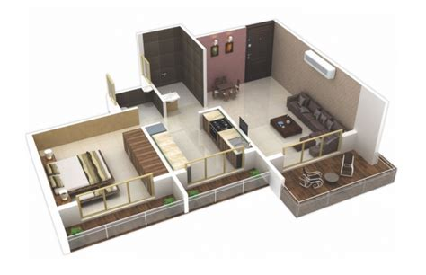 25 One Bedroom Houseapartment Plans by 25 One Bedroom House Apartment Plans Studio Apartment