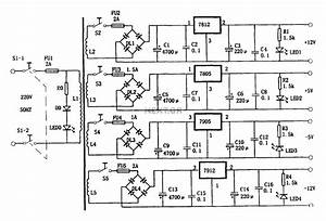 Schematic Circuit Diagram   Electronic Circuit Diagram