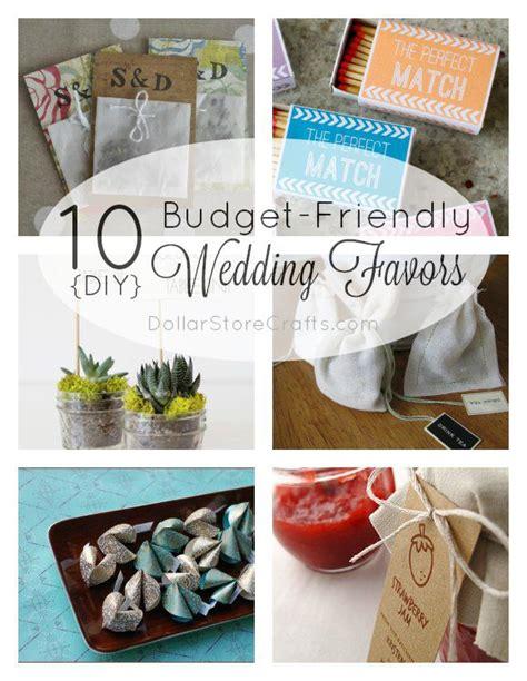 10 diy wedding favors on a budget weddings budget