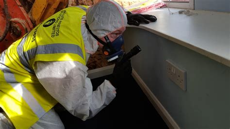 asbestos survey   mortgage ashbee solutions limited