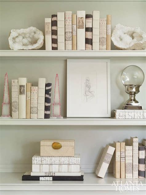 Styling Bookcases by How To Style A Bookcase