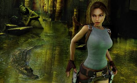 Review Tomb Raider Anniversary 2007 Games Rewired