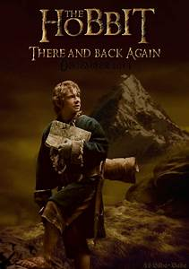 Poster - The Hobbit-There and Back Again by LadyCyrenius ...