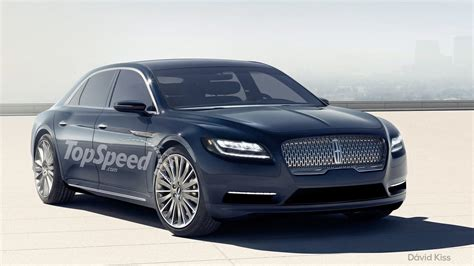 lincoln 2017 car 2017 lincoln continental picture 624975 car review